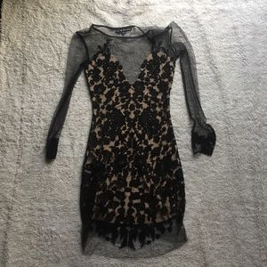 For Love & Lemons Lace Dress